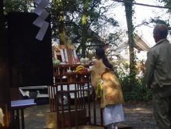H28.12.15(古神札焼納祭)