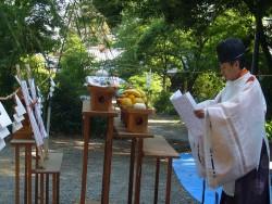 H29.6.15-1焼納祭