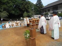 H30.6.15古神札焼納祭