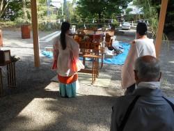 R2.6.15古神札焼納祭
